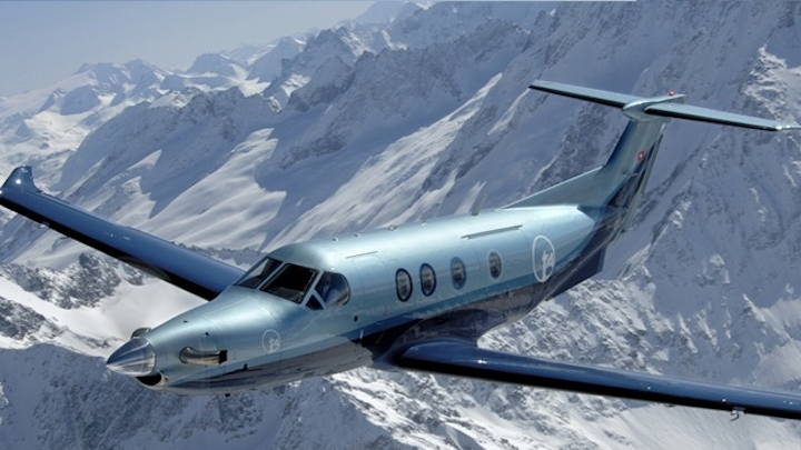 Pilatus Pc 12 Aircraft