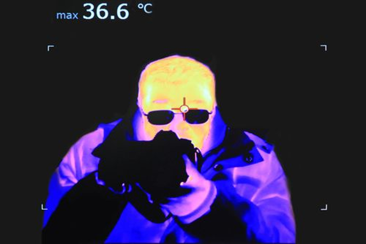 Shutterstock Thermalimaging