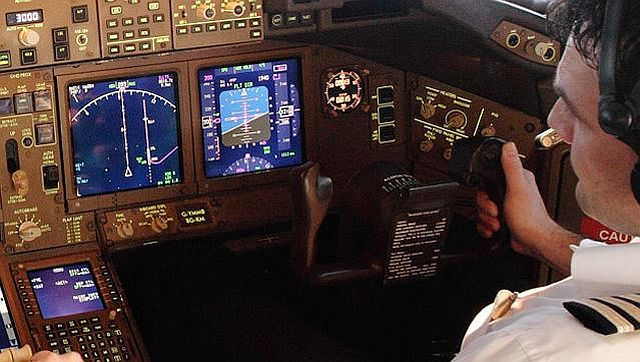 Inmarsat Aviation partners with Rockwell Collins, SITAONAIR