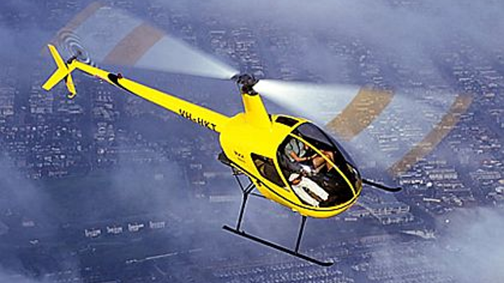 Light helicopter maker Robinson doubles production in 2011, building 356 rotorcraft