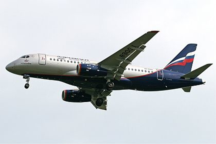 Sukhoi Superjet 100 passenger airliner receives certification for European and international operations