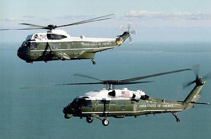 Sikorsky to maintain, repair, and overhaul presidential VH-3D and VH-60N helicopters in $20.5 million contract