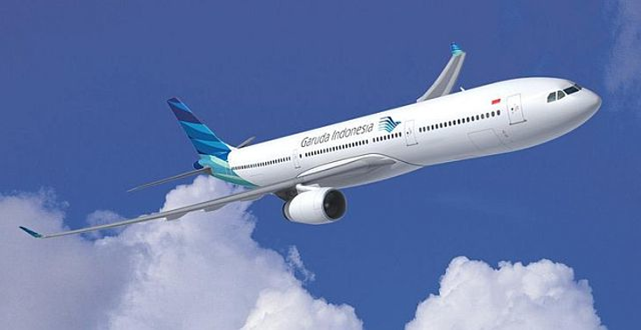 Garuda Indonesia orders 11 Airbus long-range A330-300 passenger jets for flights to Asia, Pacific, and Middle East