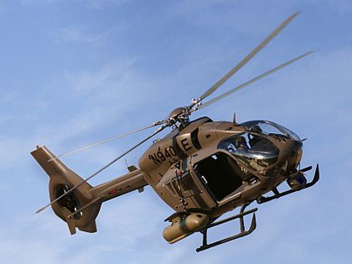 American Eurocopter unveils entry in Army Armed Scout helicopter competition this week at Quad-A show