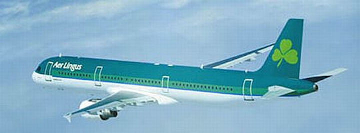 Monarch to continue handling line maintenance on Aer Lingus fleet of Airbus A320 jetliners after signing contract extension