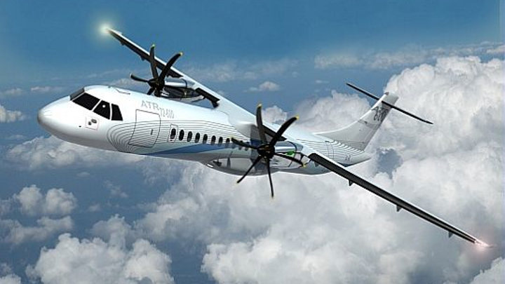 Barfield to handle maintenance, repair, and overhaul (MRO) support for SATENA ATR 42-500 and ATR 72-500 turboprops