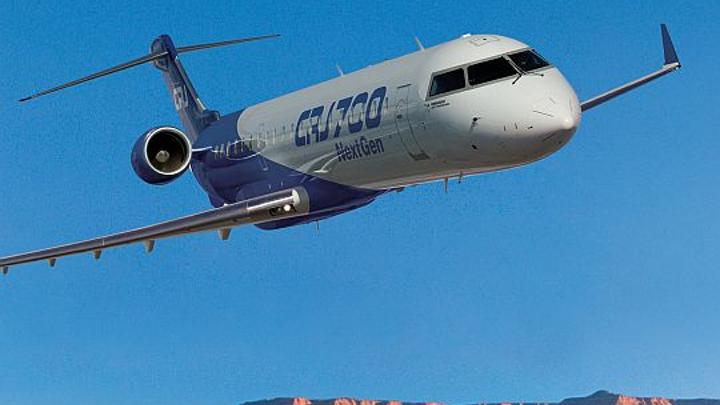 Flybe Aviation Services receives MRO authorization to service Bombardier CRJ regional passenger jets