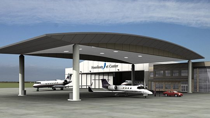 Paragon Aviation Group grows network of independent FBOs to 16 members with addition of Austin's Henriksen Jet Center