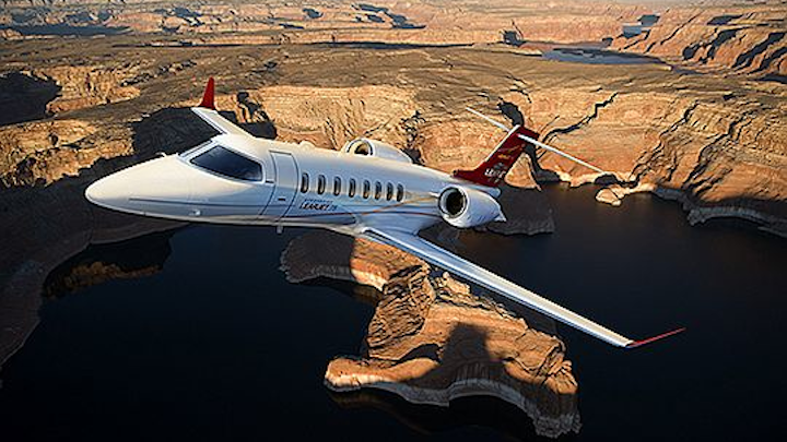 Lufthansa Technik to install cabin-management and in-flight entertainment avionics in Learjet 70 and 75 business jets