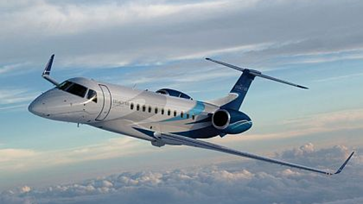 Embraer chooses Ethernet-based flight recorders from Curtiss-Wright for Legacy 500 business jet flight testing