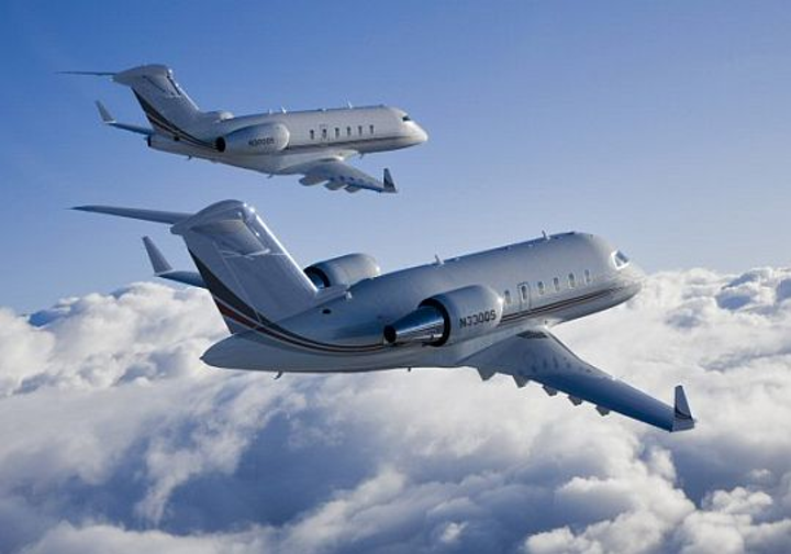 NetJets buys 100 Bombardier business jets with options for 175 more in one of the largest business aviation sales in history