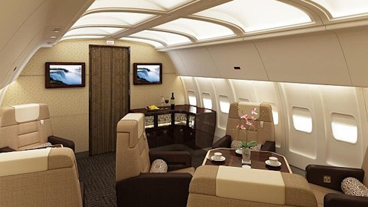 TAECO to convert Boeing 737-300 jetliners to executive and VIP configuration for Las Vegas Sands Corp.