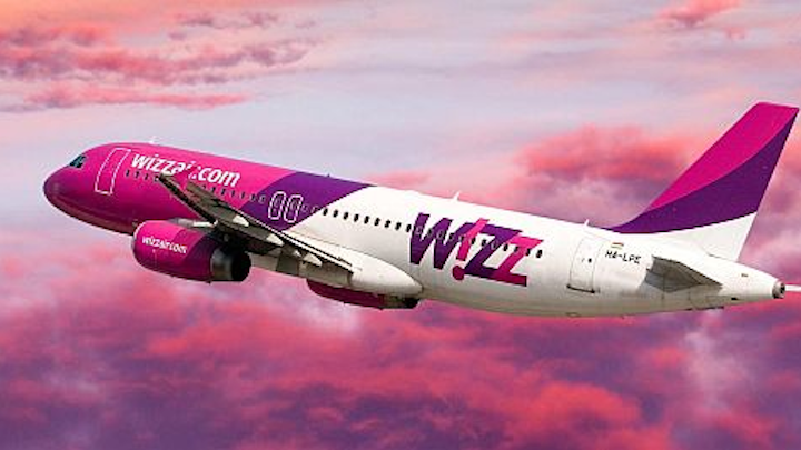 Wizz Air chooses FL Technics to handle maintenance, repair, and overhaul (MRO) on Airbus A320 passenger jetliners