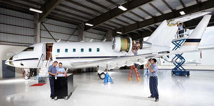 Banyan receives FAA certification for airframe and avionics repair of Bombardier CL-600-series business jets