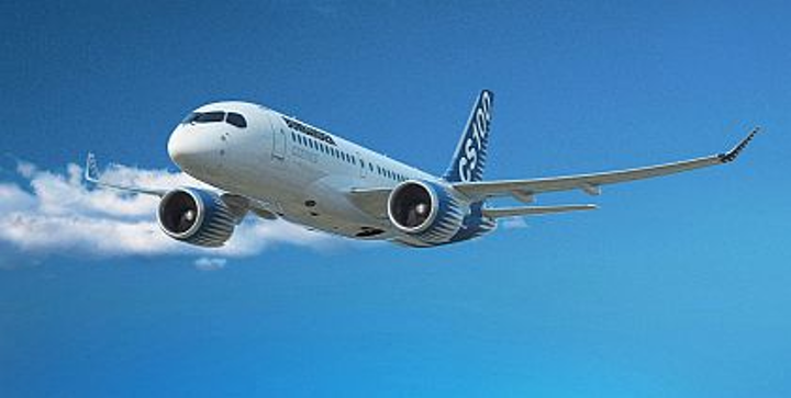 Bombardier announces pre-Farnborough orders for five CS100 and 10 CS300 narrow-body jetliners