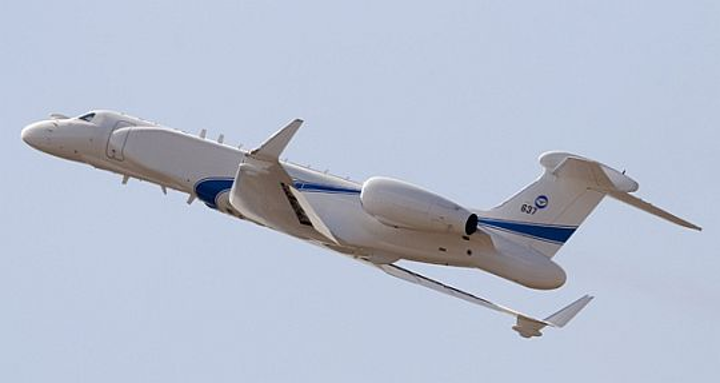 Israel Aerospace to build radar surveillance aircraft based on Gulfstream business jet for Italian air force