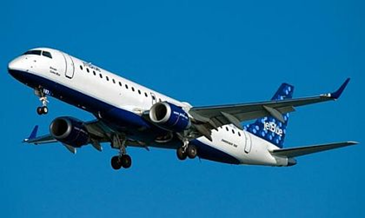 Embraer joins aircraft sales on Farnborough's first day with order from Hebei Airlines for five E190s