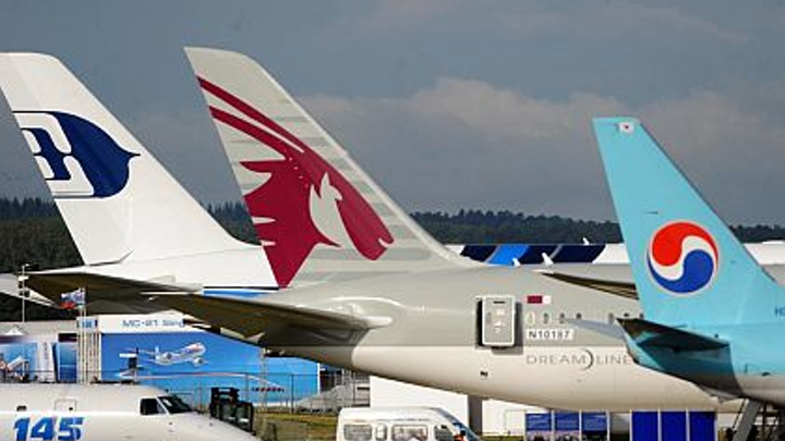 Farnborough International Airshow ends today with deals for about 800 aircraft worth $72 billion
