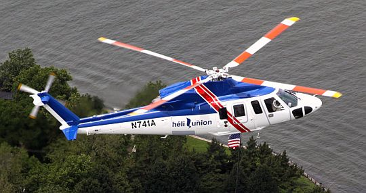 Sikorsky chooses rotor blade de-icing avionics from Curtiss-Wright for S-76D medium-lift helicopter