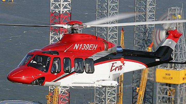 Era helicopter to equip AW139 helicopter fleet with Becker Avionics emergency beacon decoder avionics