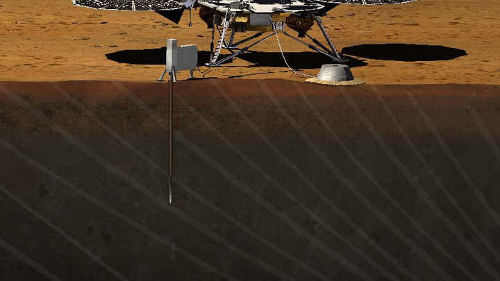 InSight NASA mission to Mars