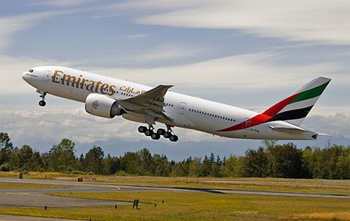 SR Technics to provide Zurich line maintenance for Emirates Airbus A330, A340, and Boeing 777 commercial aircraft