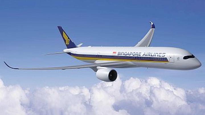 Singapore Airlines to order 25 Airbus widebody jetliners for long-haul and regional passenger service