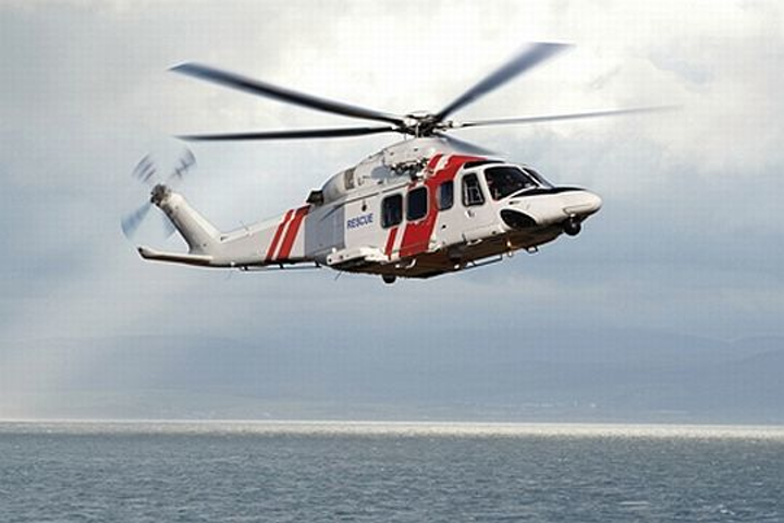 Swedish Maritime Administration orders seven AgustaWestland AW139 helicopters for search-and-rescue operations