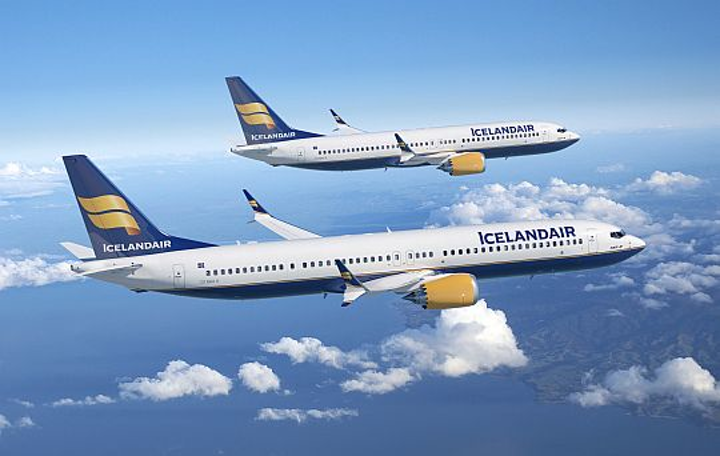 Icelandair orders 12 Boeing 737 MAX narrow-body jetliners to expand service in Europe and North America