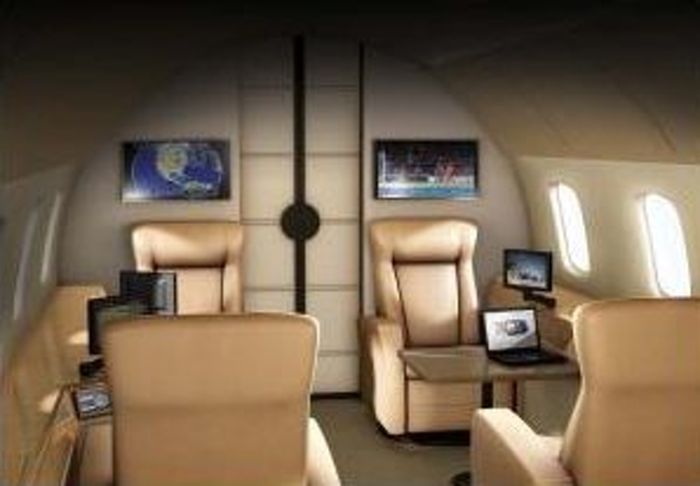 Honeywell Delivers First Ovation Select Cabin Management