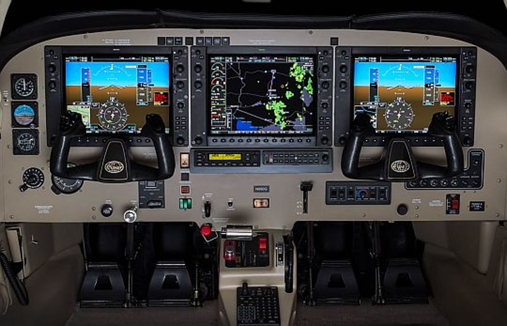 Cutter Aviation receives FAA STC approval to install Garmin G950 avionics on Piper Meridian six-seat turboprops