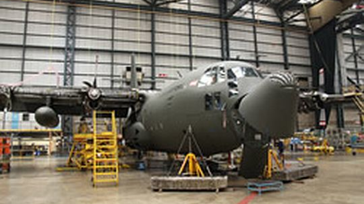 Marshall Aerospace to provide avionics repair and other MRO work for Royal Australian Air Force C-130K turboprops