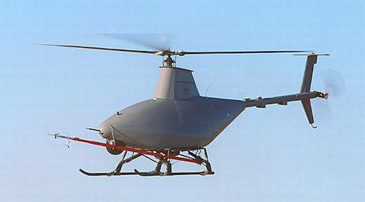 Navy presses industry for ideas about unmanned rotorcraft sensors and avionics of the future to craft VTUAV roadmap