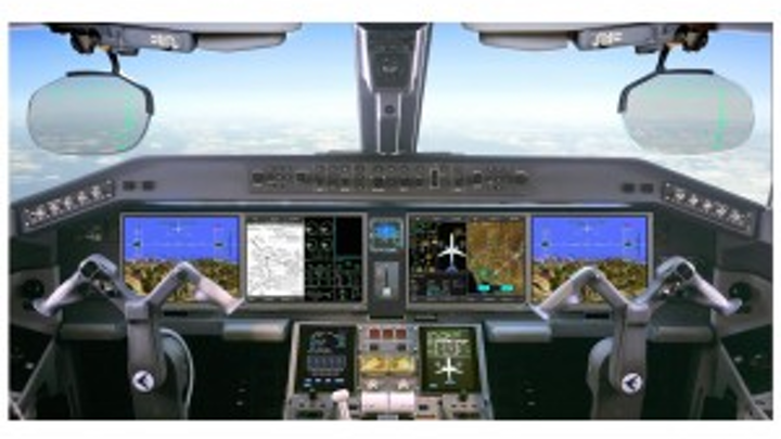 Aircraft pilots benefit from modern cockpits with greater visual acuity, situational awareness, communications