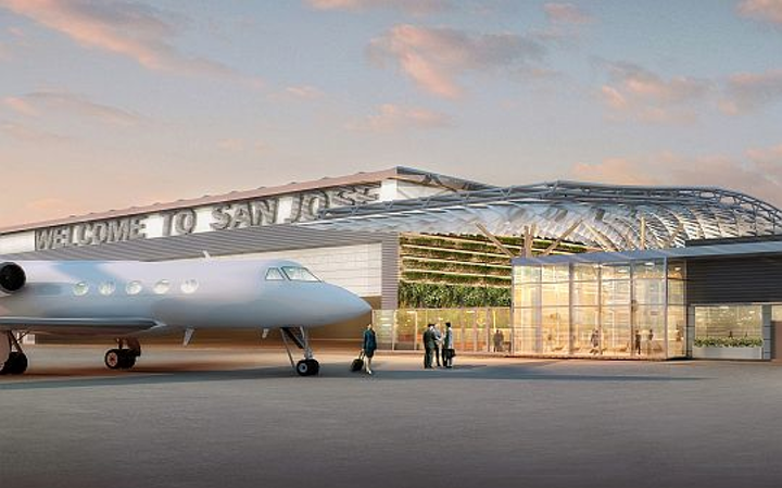 Signature to build 29-acre FBO facility at San Jose International Airport to support Google and Silicon Valley