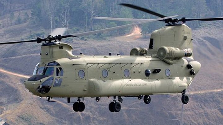 L-3 Avionics to provide  avionics displays for late-model Army CH-47 Chinook heavy-lift helicopters for emergencies