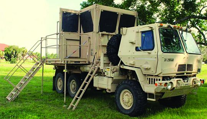 Roll-up ATM on demand: Sierra Nevada begins deliveries of Army's vehicle-mount air traffic control towers