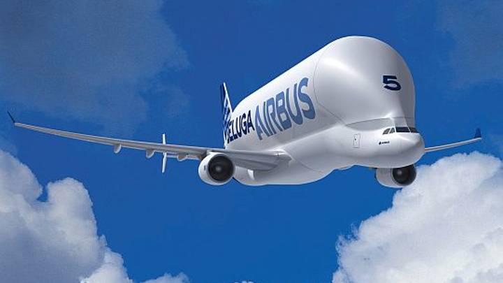 Airbus picks Sabena technics to do perform C Check maintenance on Beluga super transport aircraft fleet
