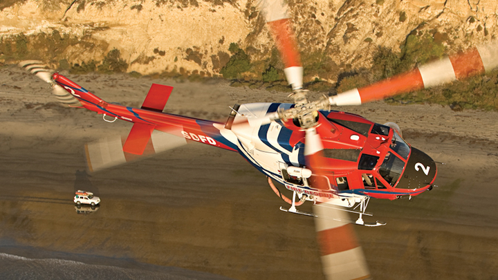 Bell Helicopter debuts upgrade kit to improve performance, reduce maintenance costs
