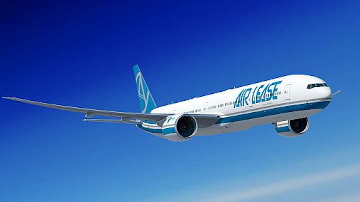 Air Lease orders 10 Boeing 777-300ER jumbo twinjets to meet growing global demand for long-haul passenger aircraft