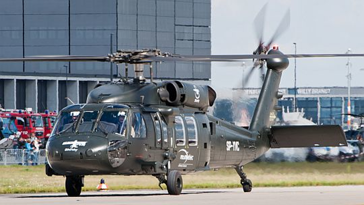 L-3 backup, storm-detecting, and power avionics chosen for Sikorsky H-60 and S-70i military helicopter cockpits