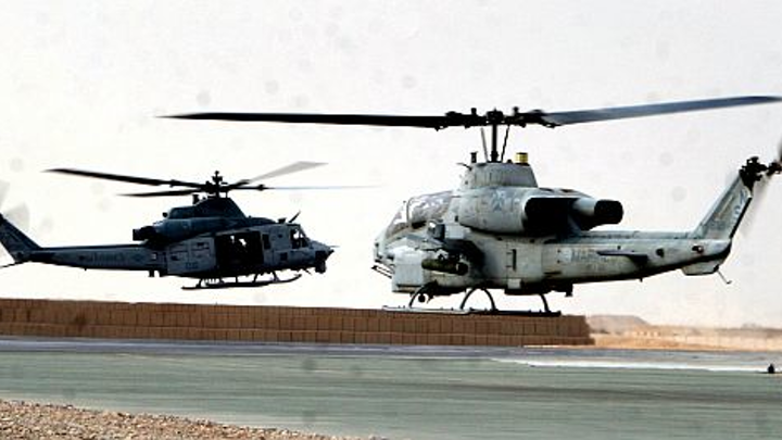 Bell Helicopter making preparations to build 25 new UH-1Y and AH-1Z combat helicopters for Marine Corps squadrons