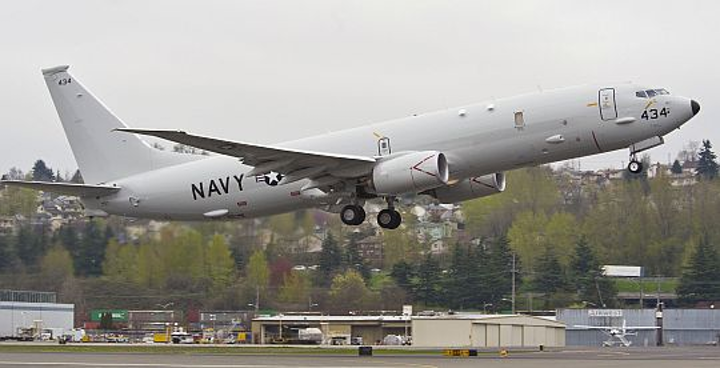 Boeing to enable Navy P-8A patrol jet to drop flying torpedoes and attack enemy subs from standoff ranges