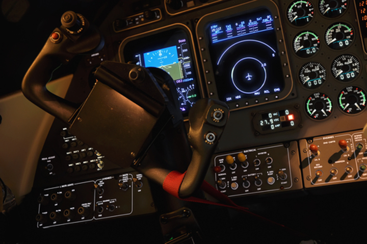 SMART Aircraft flight deck communications and health monitoring system unveiled