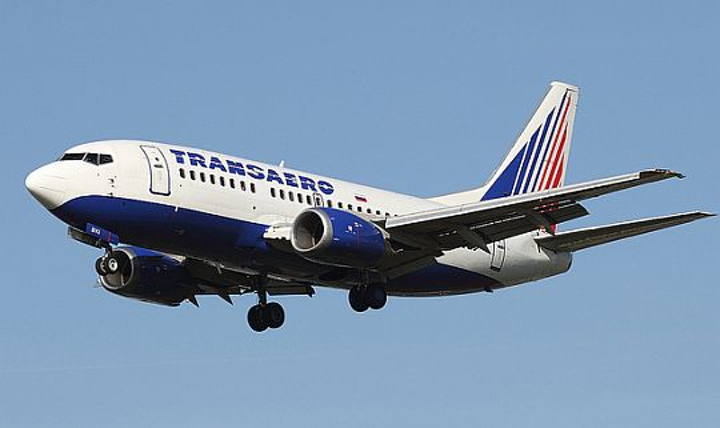 Russian leasing company acquires 12 Boeing 737-800 jetliners for operation by Russian carrier Transaero Airlines