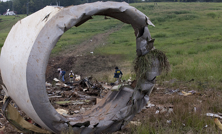 NTSB: UPS Flight 1354 investigation to span months, no mechanical anomalies with aircraft found so far