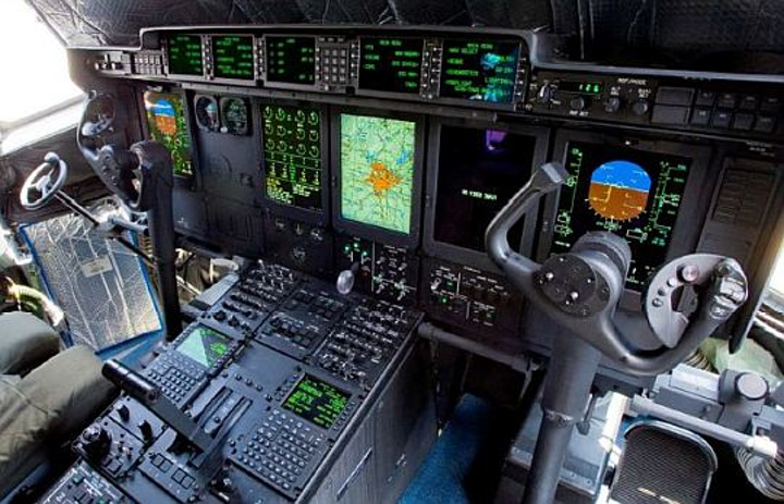 Lockheed Martin to replace obsolete display processors for primary flight displays on Air Force C-130J turboprops