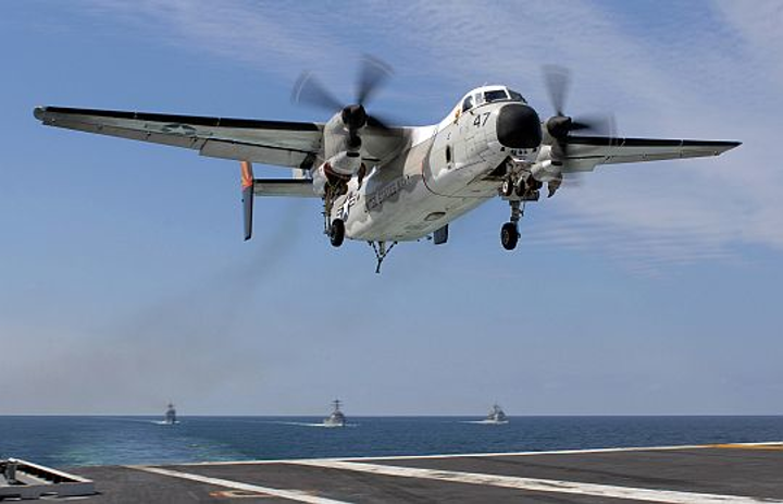 Navy looks to electronics experts at Northrop Grumman and Honeywell to upgrade shipboard aircraft landing systems