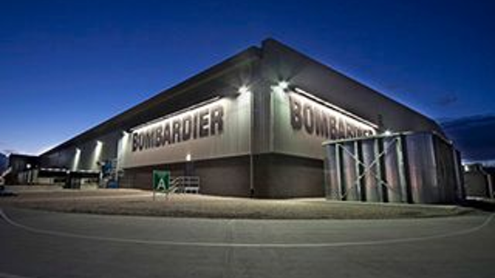 Bombardier opens green facility to produce innovative wings for CSeries