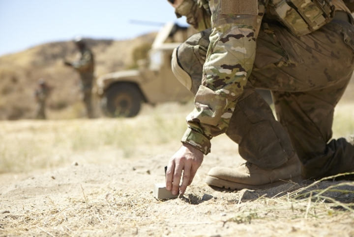 Lockheed Martin links ground sensor network and unmanned aircraft systems to protect personnel, assist in border surveillance